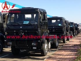 beiben 4*4 truck chassis supplier