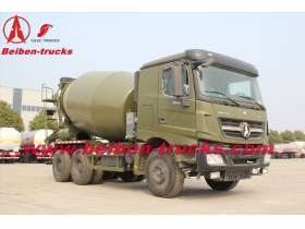 north benz V3 10 CBM mixer trucks manufacturer