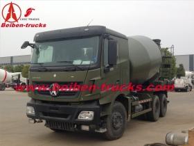north benz 2538 v3 cement mixer truck price