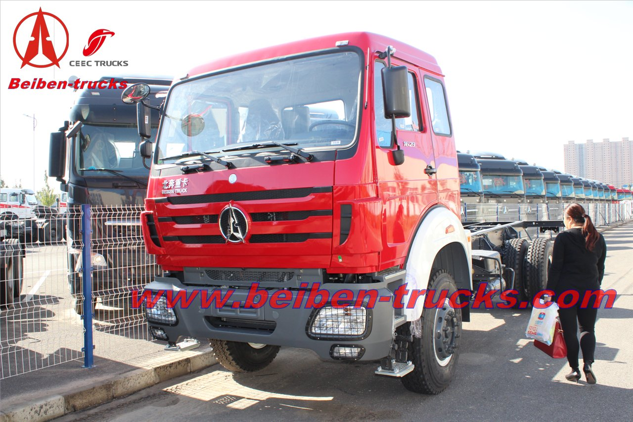 congo Bei ben(north benz) V3 tractor truck/camion supplier