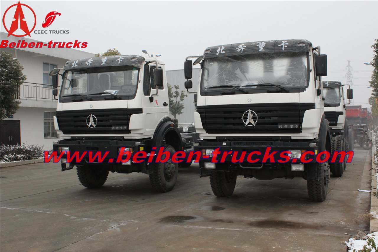 Beiben trailer head truck supplier