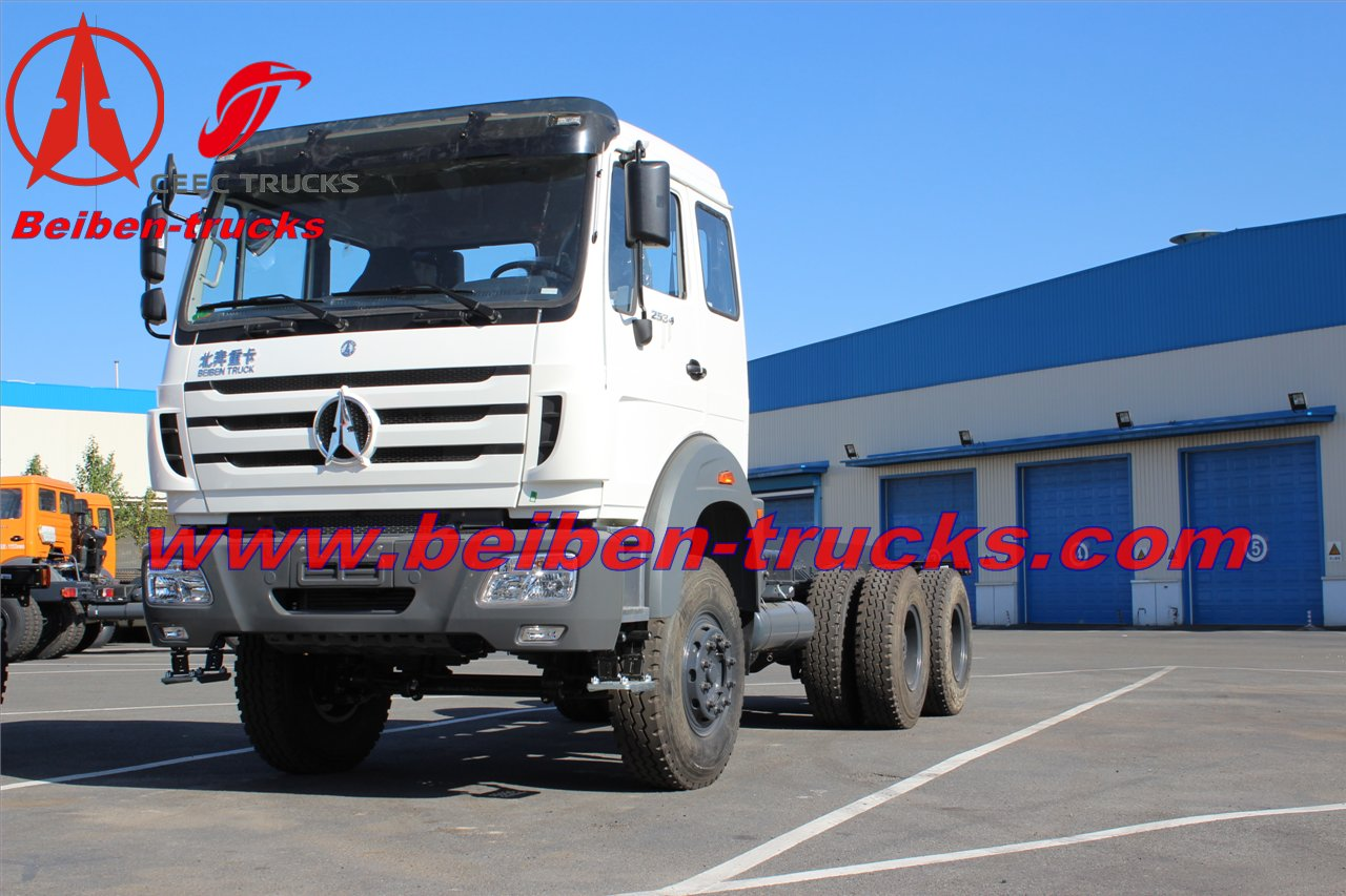 north benz 2642 s tractor truck price