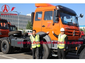 congo Bei ben tractor truck truck head north benz lowest price