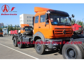china best supplier for Bei ben tractor truck 2642S camion tracteur bei ben