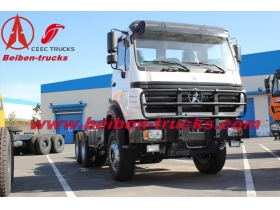 congo Beiben 380hp tractor truck supplier