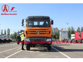 Chinese manufacture Beiben NG80 trailer head trucks for congo