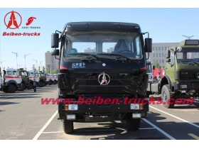 congo Beiben truck head 380hp tractor truck North Benz  price