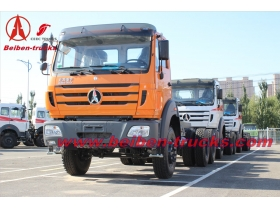 china Powerful Beiben Tractor,NG80 tractor truck supplier