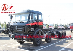 congo Beiben 10 wheels haulage truck 6x4 tractor  supplier