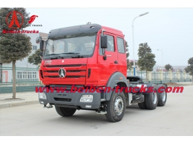 china best quality Beiben power star truck 420hp tractor trucks