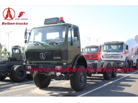 congo Beiben trailer truck head 380hp trailer tow truck price