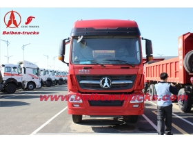 africa Beiben tractor truck for Congo North Benz camion tracteur 2634 price