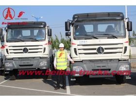 Hot sale China Beiben 420hp prime mover Beiben truck head  price