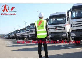 best quality of China Beiben 6X4 tow truck for sale 10 Wheeler Trucks