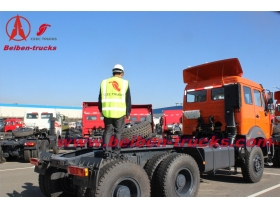 china Beiben NG80 International tractor head truck New Trucks For Sale