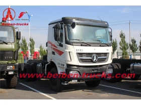 BEIBEN 6x4 Tractor Truck/manual euro2 and euro3 trailer truck  manufacturer