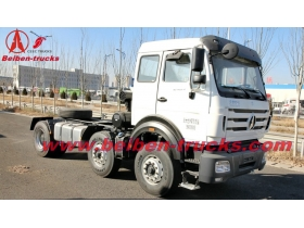 BeiBen 6x4 340hp~480hp North benz Tractor truck/tractor head supplier in congo