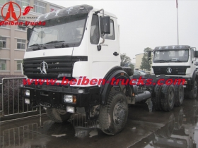 china baotou beiben brand new tractor truck/china benz tractor truck supplier