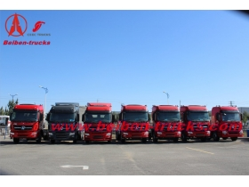 Beiben V3 Heavy Duty 6x4 Truck Tractor 10 wheeler trucks  supplier