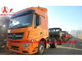 High Quality 440HP Beiben V3 6x4 tow tractor supplier