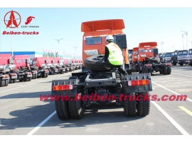 africa Beiben NG 80 6X4 tow tractor truck With 10 wheels  supplier