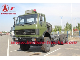 baotou North Benz Truck 6x4 40ton Tractor Truck Cheap Trcuk Tractor
