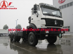 best manufacturer for BEIBEN tractor truck 6x4/tractor heads