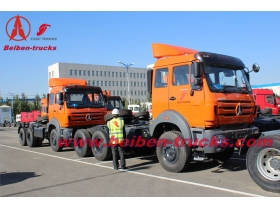 Promotional BEIBEN NG80 6x4 Truck Tractor Truck For Sale