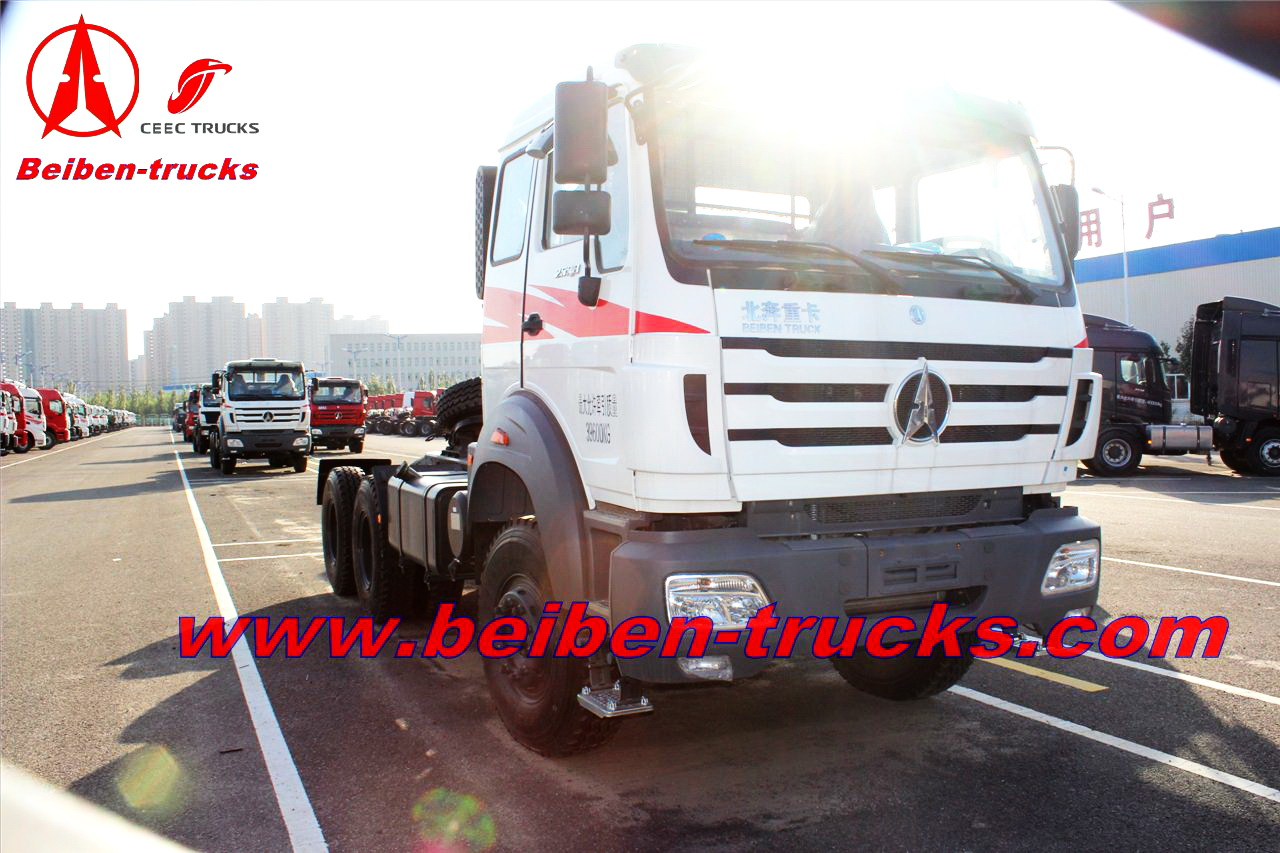 2628ky 6*4 Beiben Tractor Truck supplier