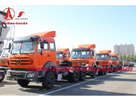 Beiben NG80 Series Euro 3 tractor truck manufacturer