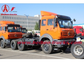 340HP Beiben NG80 tractor head truck supplier in china