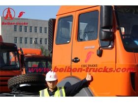 New Price Beiben NG80 Series Euro 3 truck tractor For Hot Sale