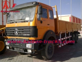 china north benz 12 T crane trucks manufacturer