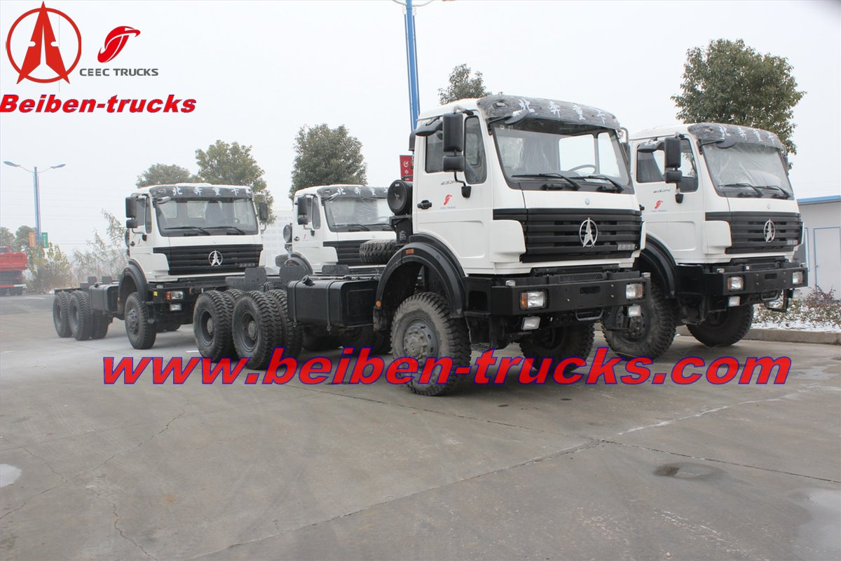 congo north benz tractor truck supplier