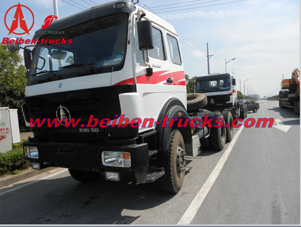 Beiben Tractor/Benz 6*4 Tractor/High Quality/ Low Price Tractor   supplier