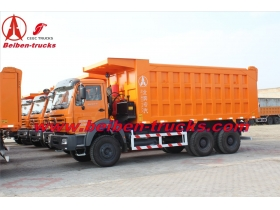 china 4x6 10 tires mining tipper China Beiben dump truck for mining