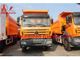 Bei ben 2529 tipper truck, north benz 2529 dumper  manufacturer