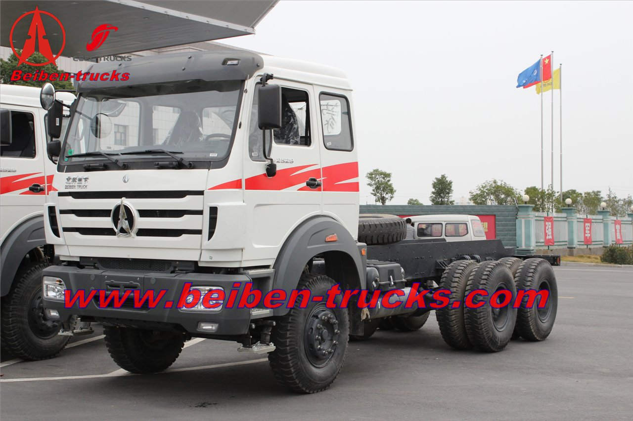 340hp Beiben camion benne 10 roues for Congo supplier