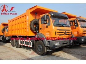 beiben heavy duty dump trucks for africa