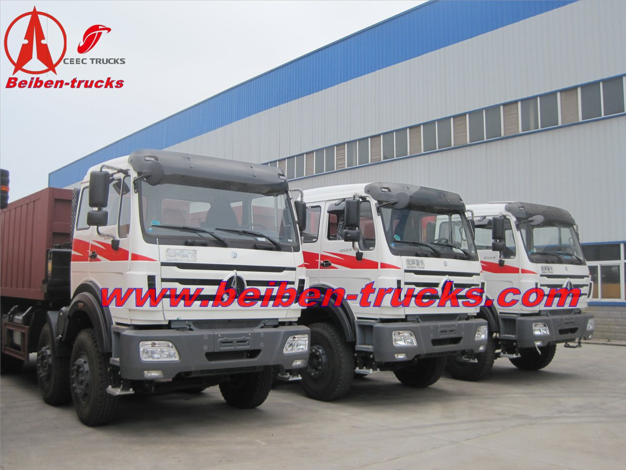 baotou beiben heavy duty truck co.,limited