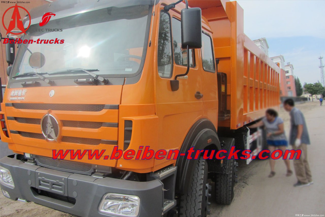 africa north benz NG80 3138 heavy dump tipper trucks manufacturer