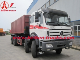baotou north benz 30 T dump truck for construction