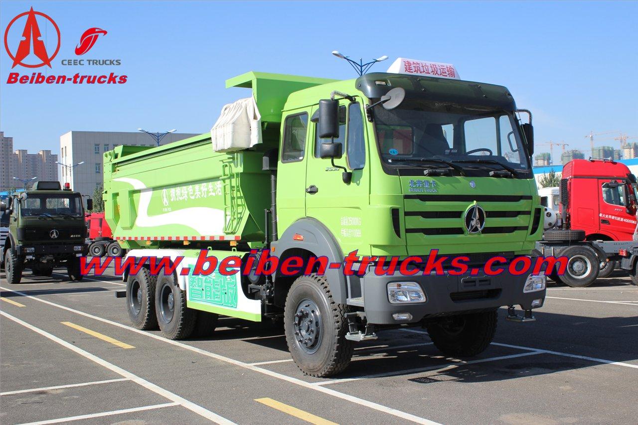Buy Best Beiben Dumper For Road Construction,Beiben Dumper