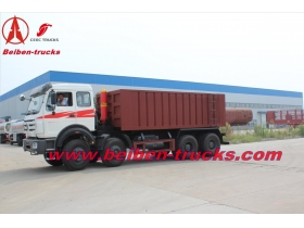 cheap price for beiben 12 wheeler 380 hp dump truck for sale