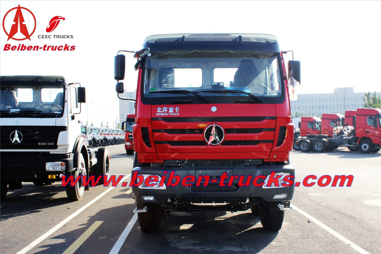 beiben 30 T heavy duty dump truck for congo