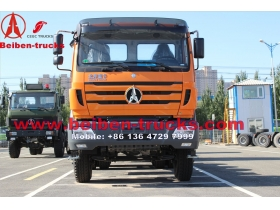 Beiben 30ton tipper truck price in china