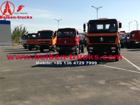 North Benz tipper 15ton dump truck  price