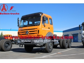 north benz 50 Ton heavy load tractor truck