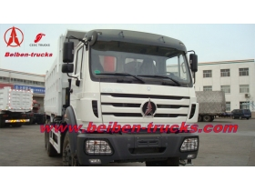 china beiben Beiben 10 wheel dump truck 30ton for off road use