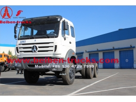 China Beiben 10 wheels prime mover 340hp tractor truck  manufacturer